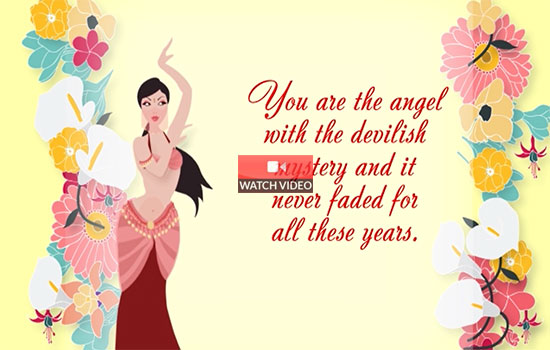 Wish For Your Angelic Wife!