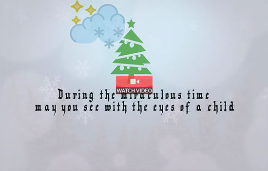 Wish You a Miraculous Time