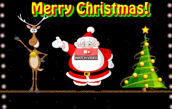 Wish a Jolly Christmas!