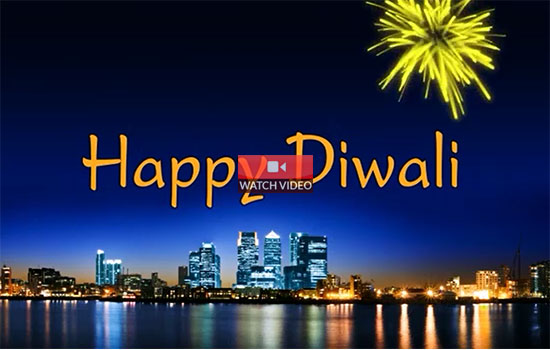 Sparkling Diwali!