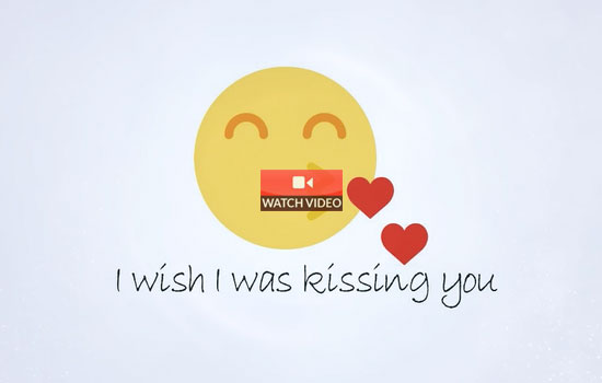 A Wish For A Kiss!