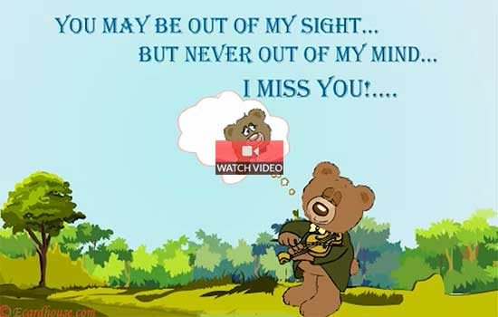 Missing You a Lot