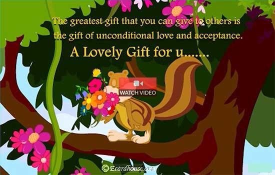 A Lovely Gift