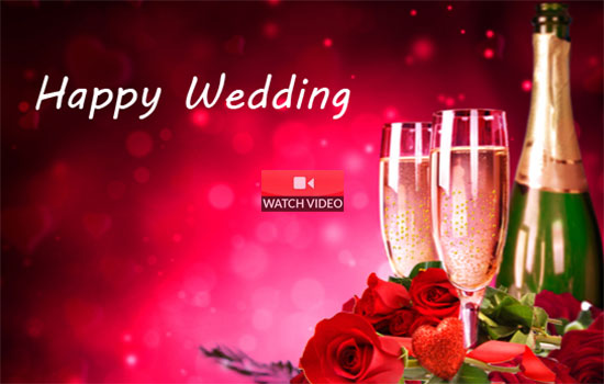 Wedding Blessings For Him!