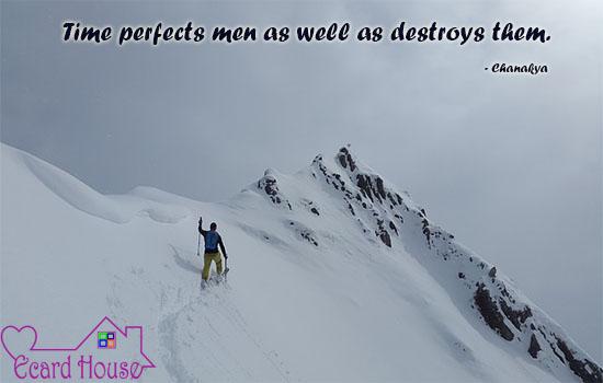 Perfection & Destruction.