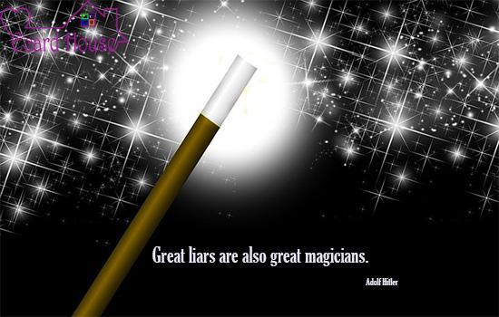 Liars & Magicians