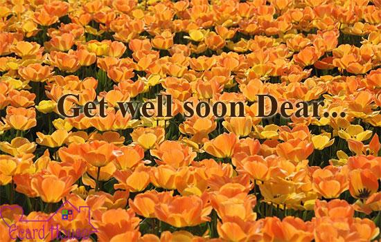 Get Well Soon Dear