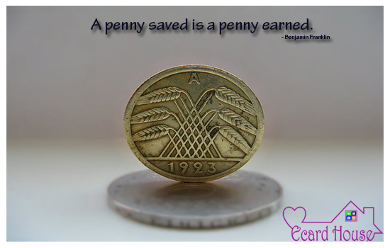 Saving a Penny