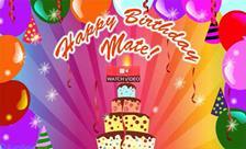 Fun Birthday Wish