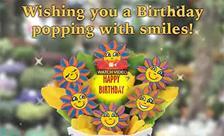 Birthday Smiles!