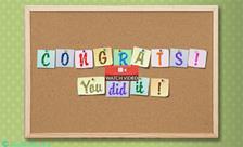 Congrats Buddy!