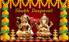 Laxmi Ganesh Blessings!