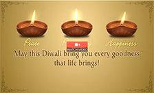 Diwali Wishing Lamps