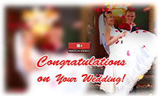 Congrats on Your Wedding!